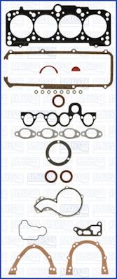 AJUSA 50245700 - JUEGO COMPLETO DE JUNTAS, MOTOR - MULTILAYER STEEL