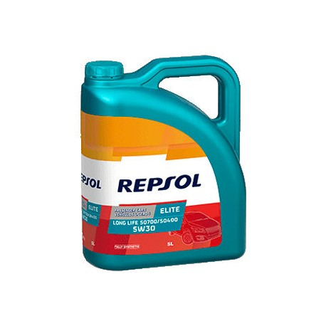 REPSOL 300303 - REPSOL ELITE LONG LIFE 5W3050700/400