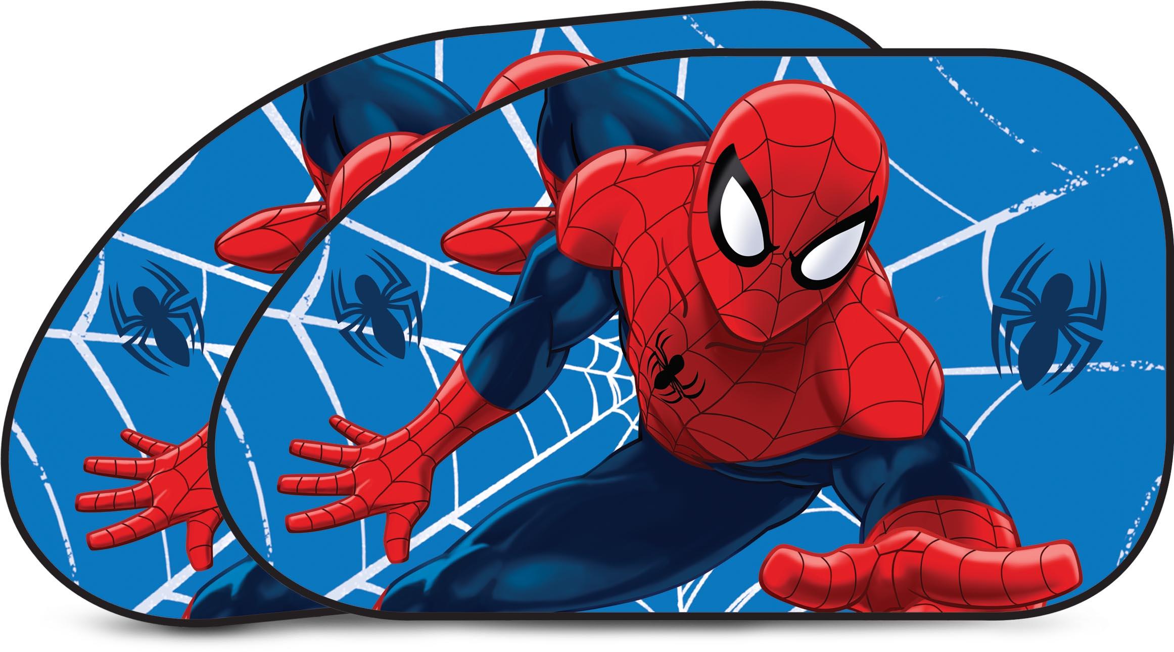 bottari-28035l-juego-cortinillas-spiderman-65x38cm