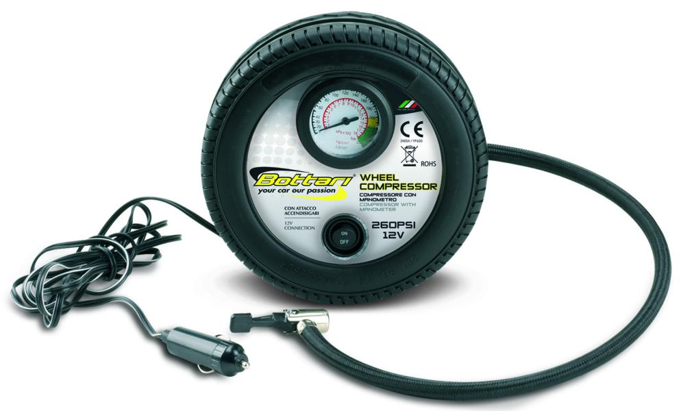 bottari-24054-compresor-con-manometro-12-v-
