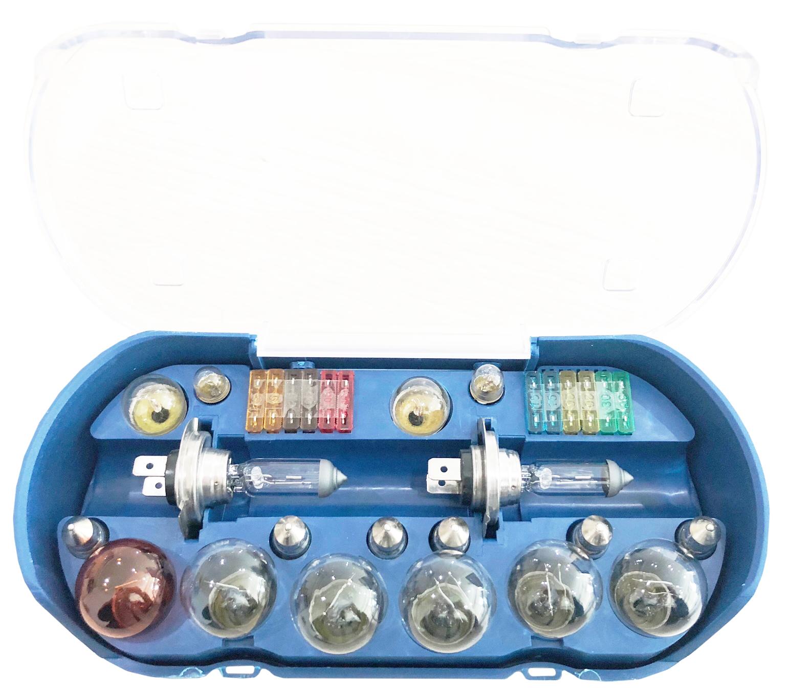 bottari-30525-kit-emerg-h4-fusibl-sos-h4-18-pcs