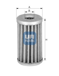 UFI 2104700 - Filtro combustible